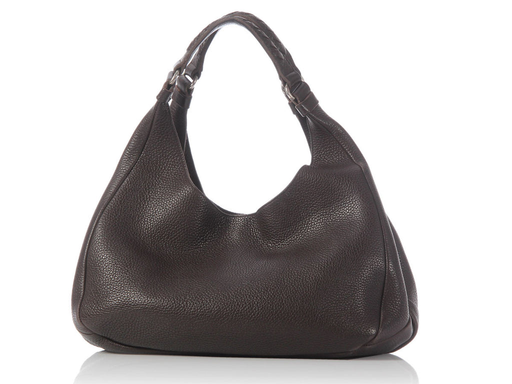 Bottega Veneta Brown Campana