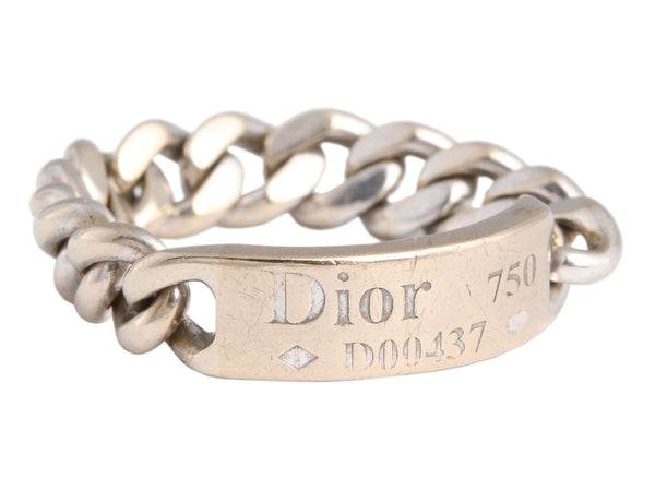 Dior Mini Gourmette Ring