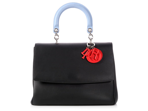 Dior Medium Tricolor Be Dior Flap