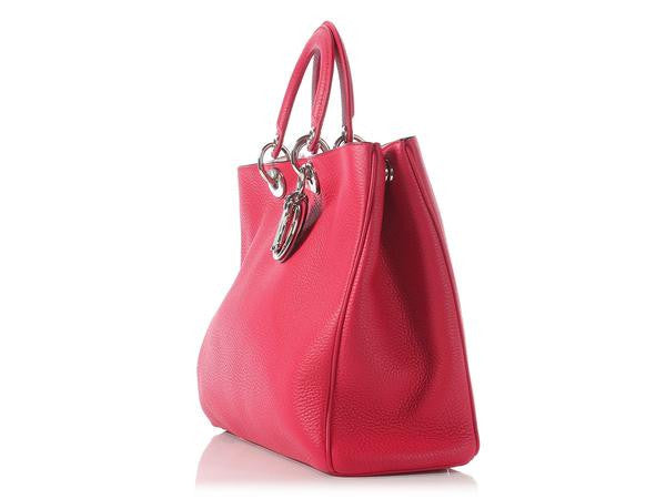 Dior Large Diorissimo Hot Pink Bag