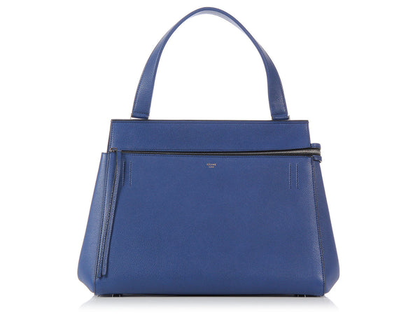 Céline Medium Cobalt Edge