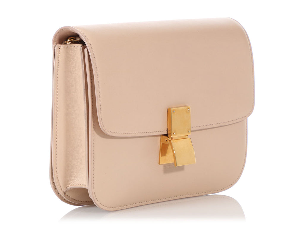 Céline Medium Powder Box Bag