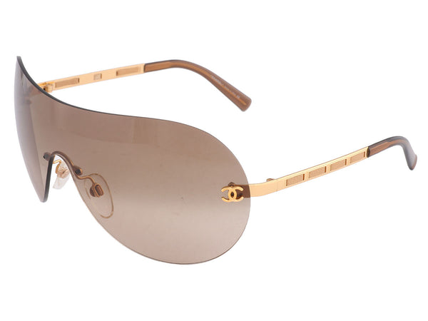 Chanel Frameless Shield Sunglasses