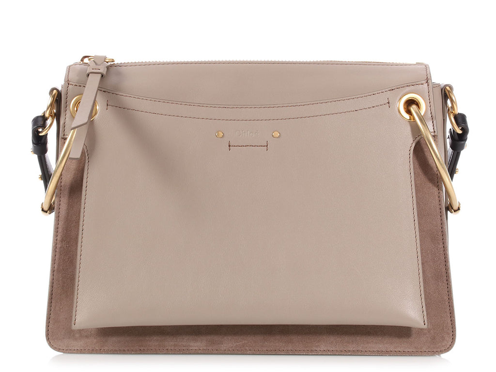 Chloé Medium Motty Gray Roy Bag