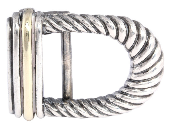 David Yurman Narrow Belt Buckle