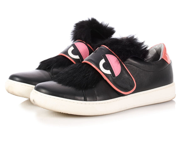 Fendi Monster Sneakers