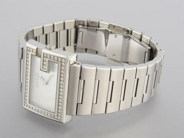 Gucci Diamond G Watch