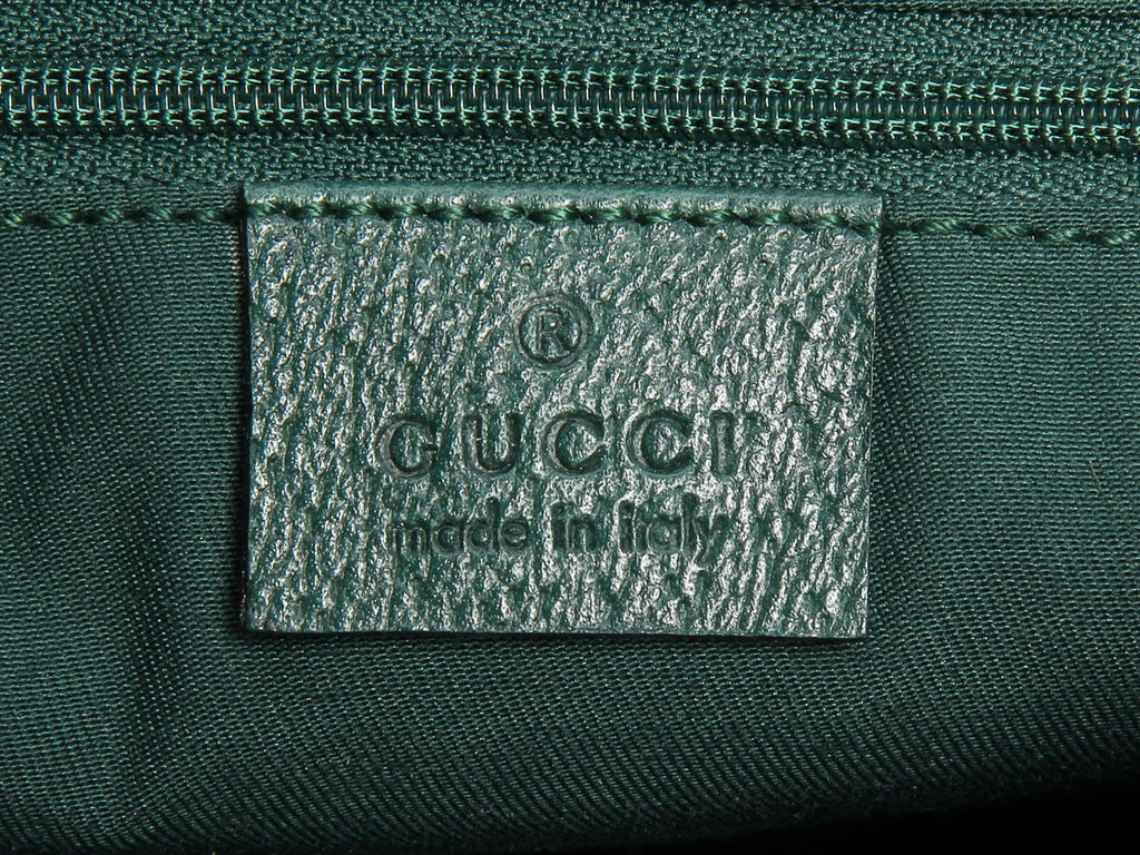 Gucci Tan Monogram Abbey Tote