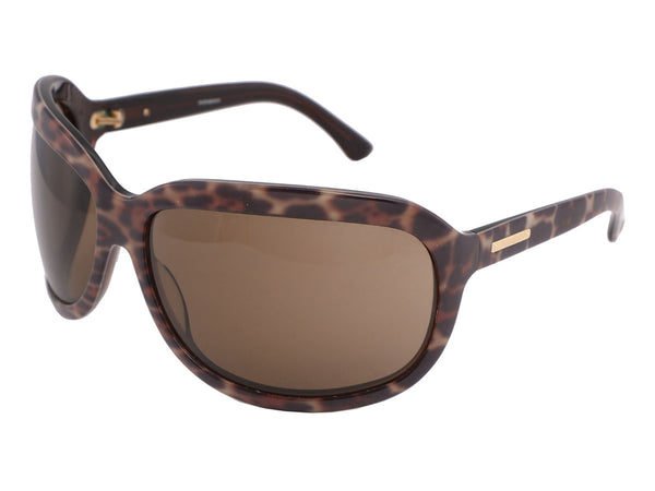 YSL Brown Leopard Sunglasses