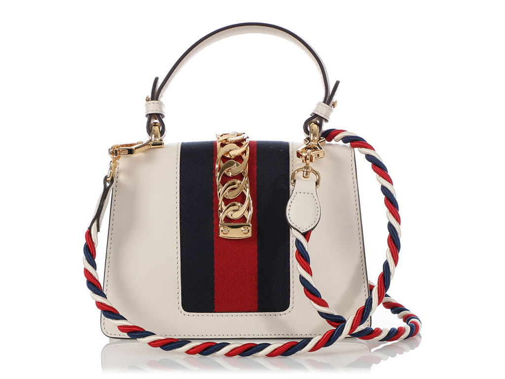 Gucci Mini White Sylvie