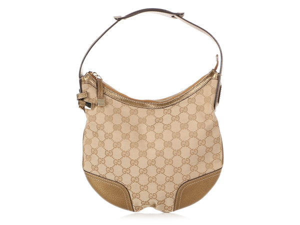 Gucci Small Bronze Princy Hobo