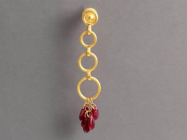 Gurhan Ruby Drop Earrings