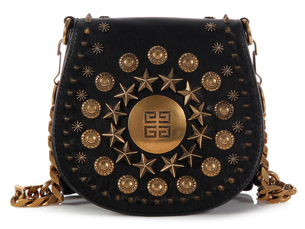 Givenchy Black Mini Flap Bag