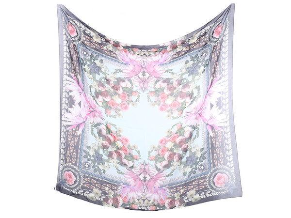 Givenchy Paradise Flower Scarf