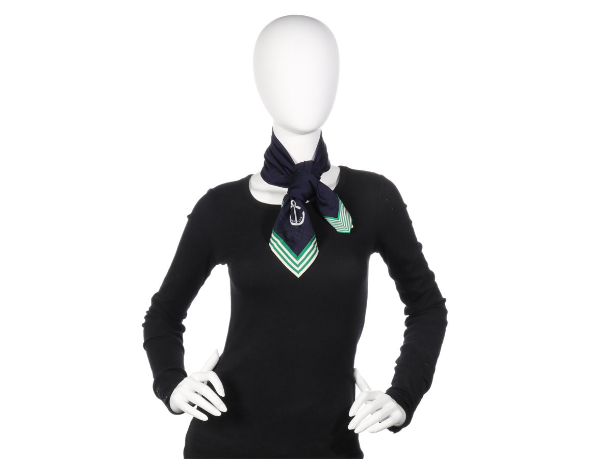 Herm s Yachting Scarf