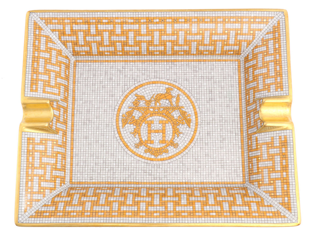 Hermès Mosaique au 24 Rectangular Ashtray