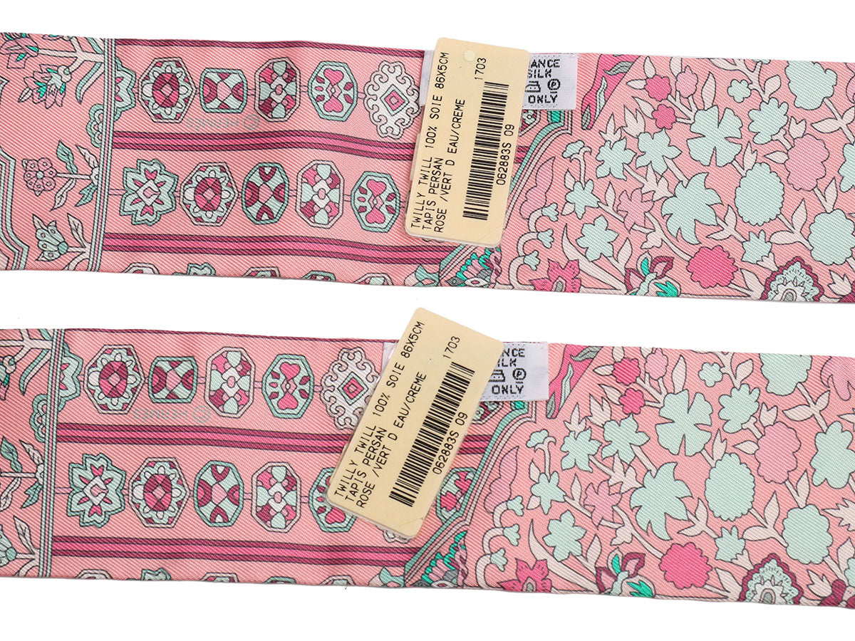 Hermes Tapis Persan Twilly Pair Ann S Fabulous Closeouts