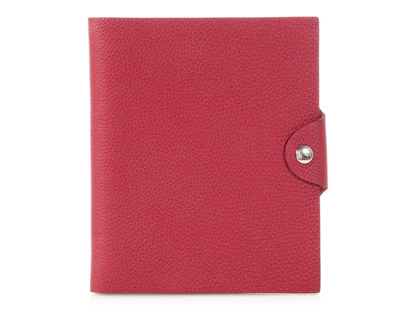 Hermès Rubis Ulysse Notebook Cover PM