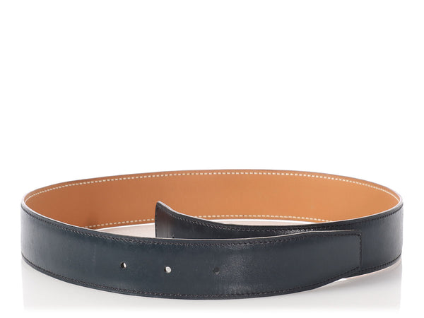 Hermès Vintage Reversible Belt Strap 32mm