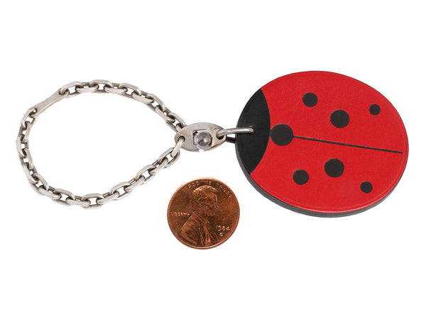Hermès Ladybug Bag Charm or Key Ring