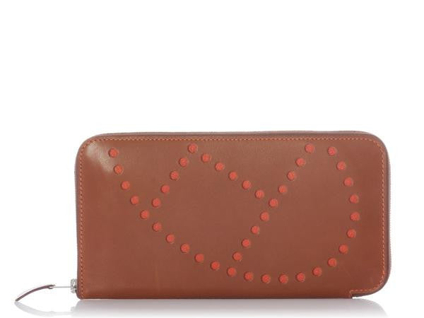 Hermès Long Zip Evelyne Wallet