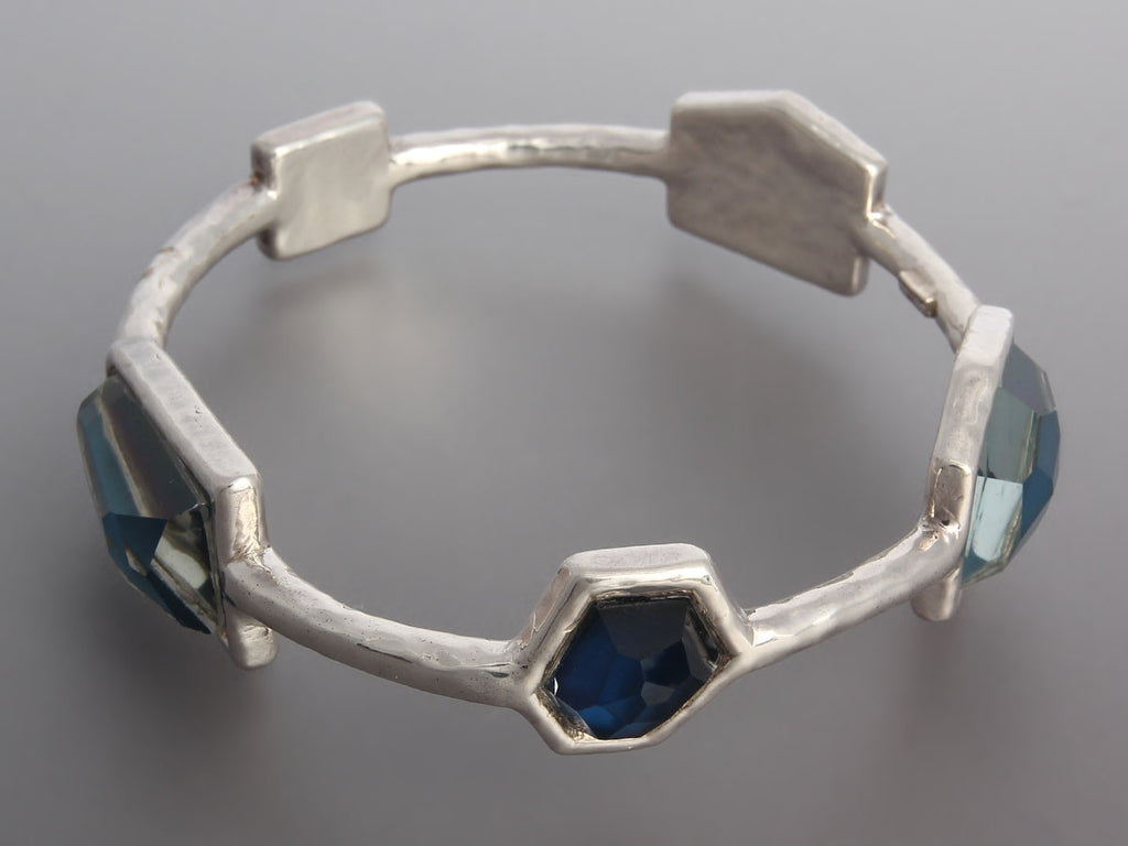 Ippolita Shades of Blue Wonderland Bangle