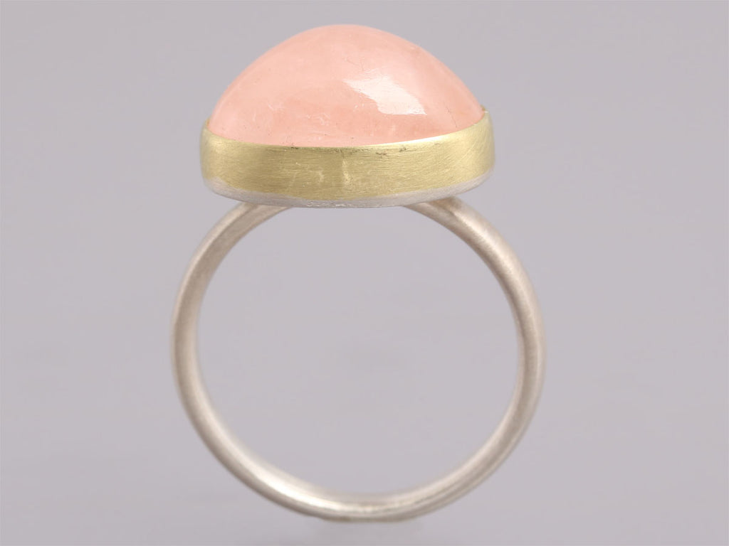 Jill Anish NY Peach Morganite Ring
