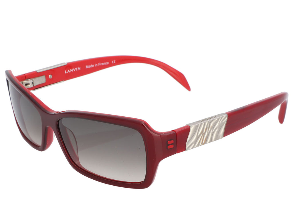 Lanvin Red Sunglasses