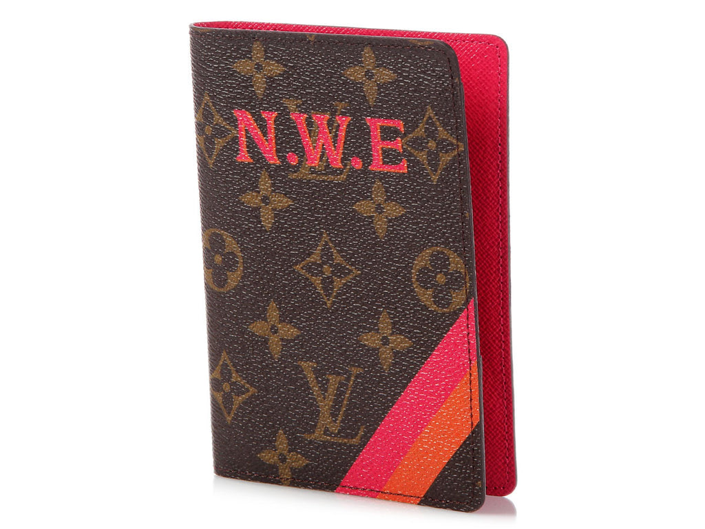 Louis Vuitton Monogram Passport Cover