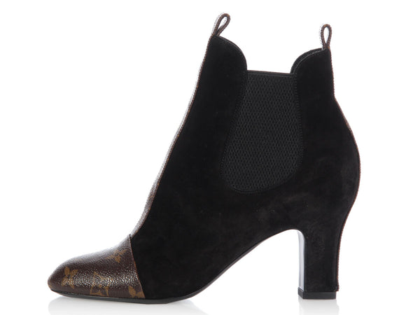 Louis Vuitton Revival Ankle Boots