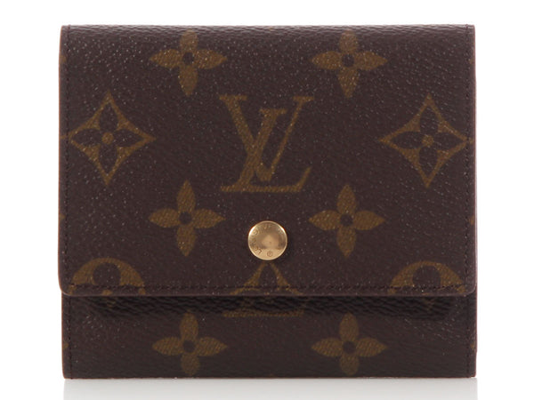 Louis Vuitton Monogram Card Wallet