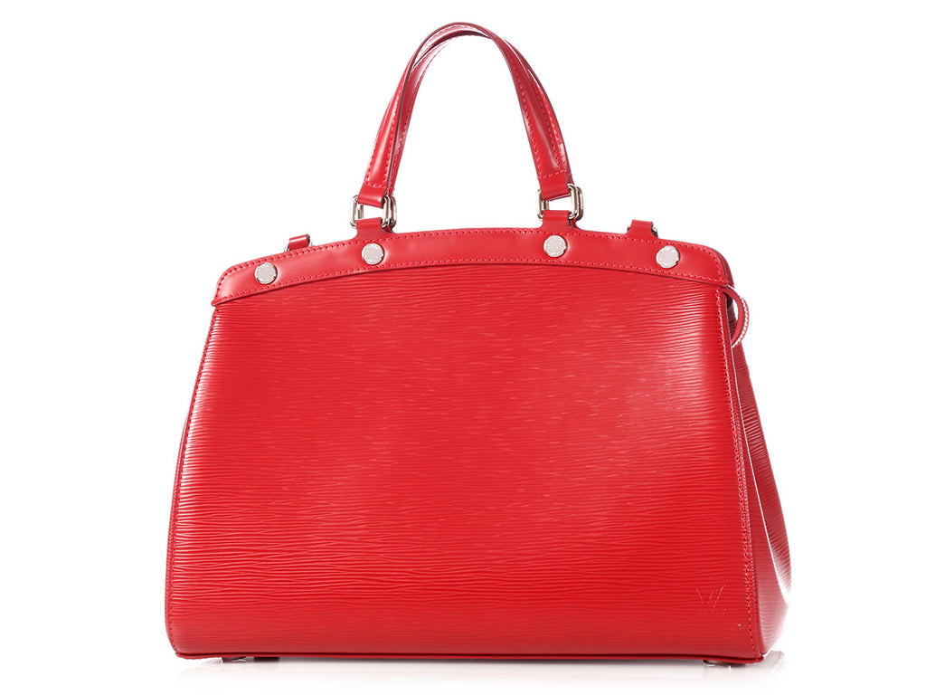 Louis Vuitton Carmine Epi Brea MM