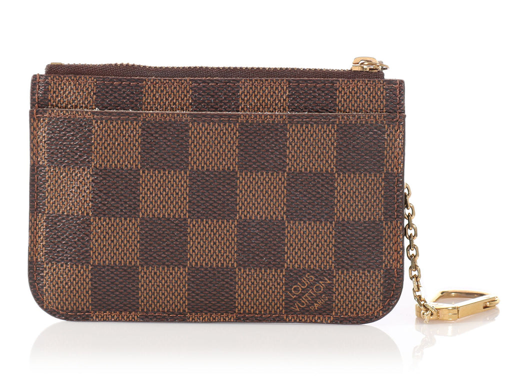 Louis Vuitton Damier Ebene Trunks and Bags Complice Cles