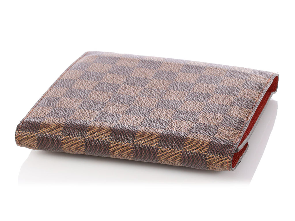 Louis Vuitton Damier Ebène CD Case
