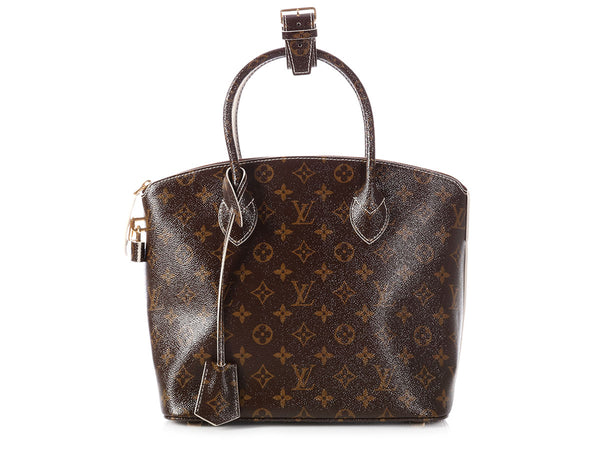 Louis Vuitton Monogram Shine Fetish Lockit