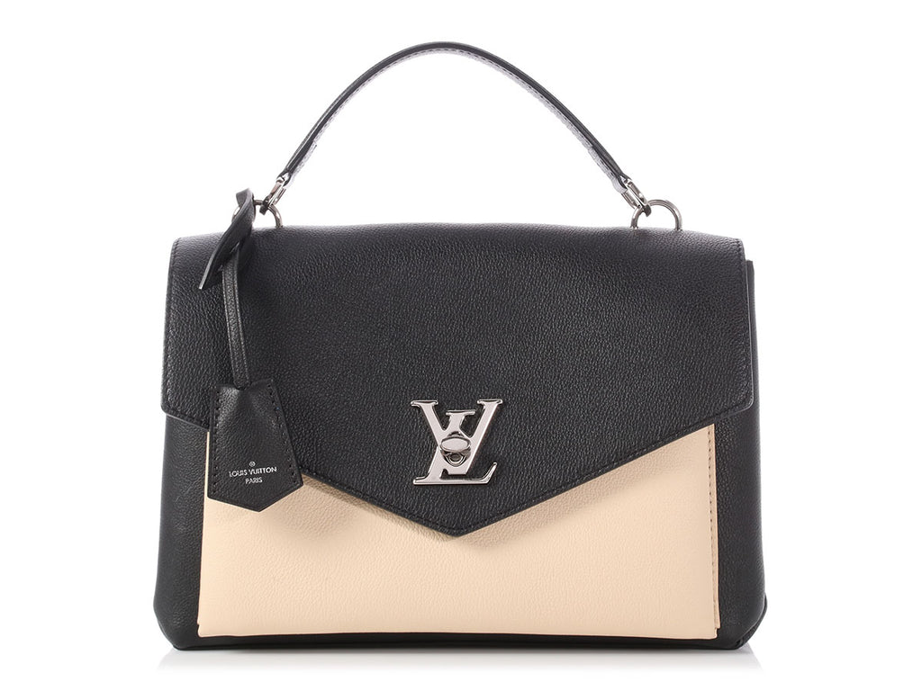 cff020da8569 Louis Vuitton Noir and Vanille Mylockme ...