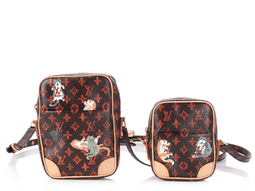 Louis Vuitton Catogram Paname Set