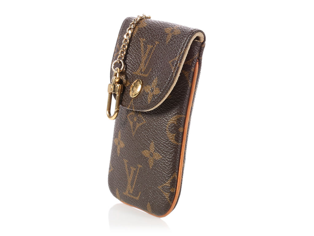 Louis Vuitton Monogram Etui Case MM