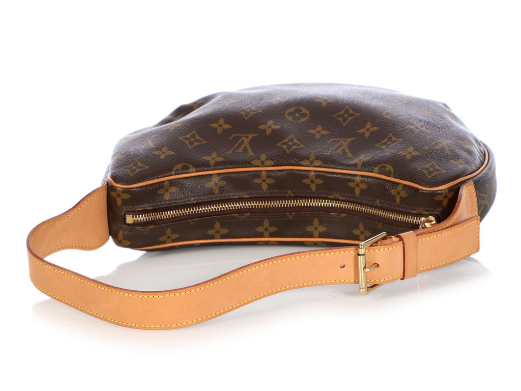Louis Vuitton Monogram Canvas Croissant MM