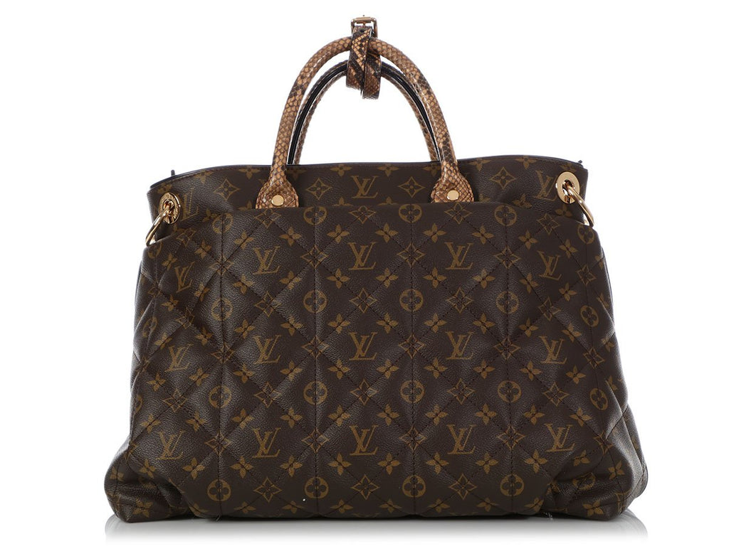 Louis Vuitton Monogram Etoile Exotique GM