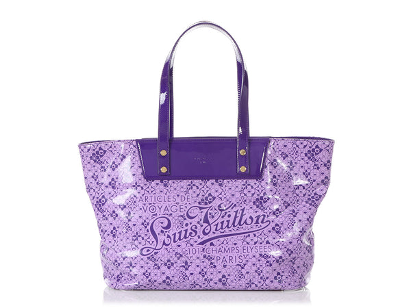 Louis Vuitton Purple Cosmic Blossom PM