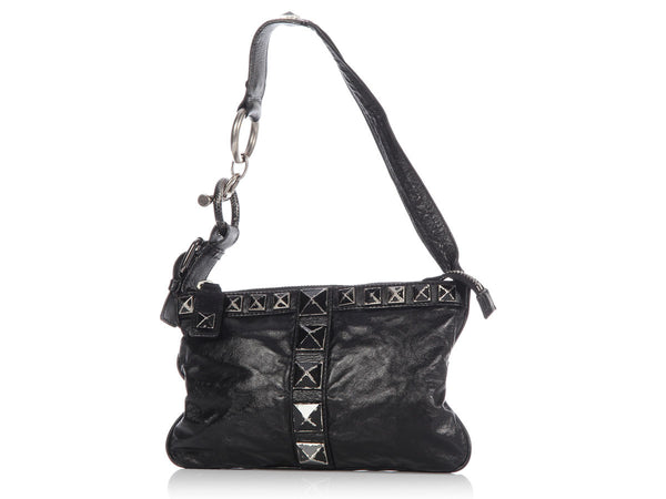Marc Jacobs Black Sweet Punk Pochette