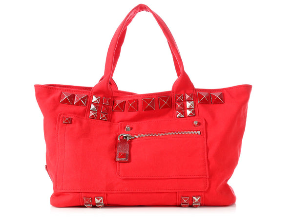Marc Jacobs Red Sweet Punk Tote