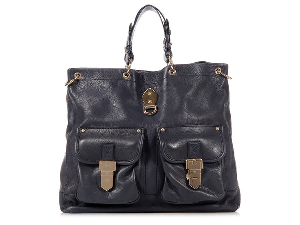 Mulberry Nightshade Tillie Tote