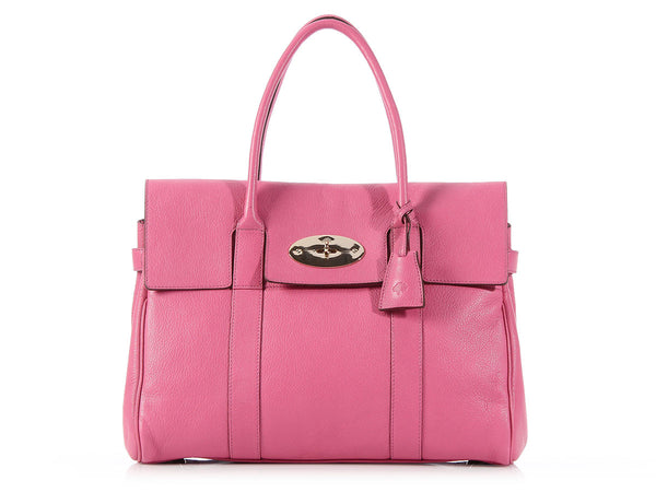 Mulberry's Raspberry Bayswater