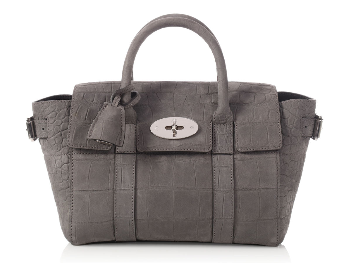 ... inexpensive mulberry mini mole gray bayswater buckle 85a23 b072b 1d892dba0c7c1