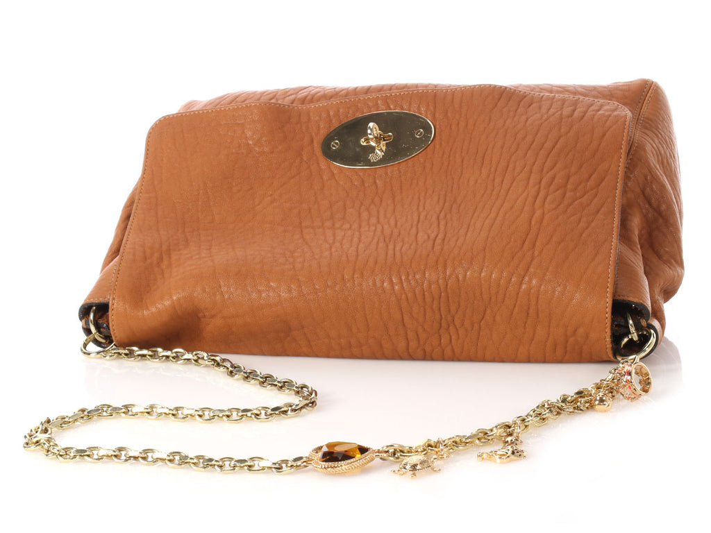 Mulberry Brown Edna Bag