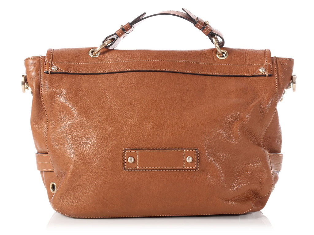 Mulberry Tan Tillie