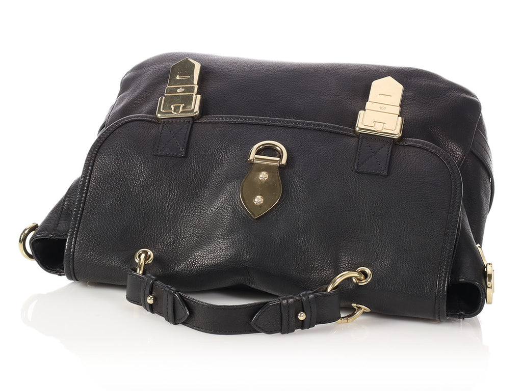 Mulberry Black Tillie Bag