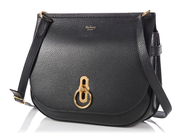 Mulberry Small Black Amberley